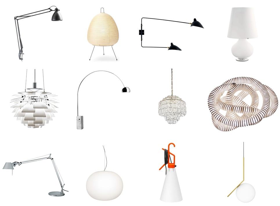 Lampade design: 20 lampade di design imperdibilmente