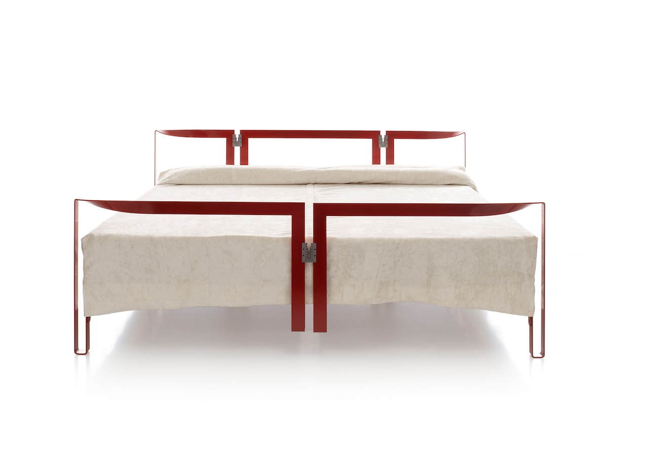 20 indimenticabili letti di design - Domus