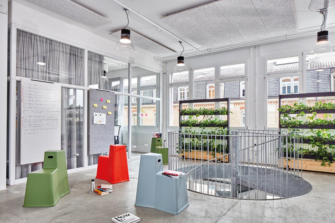 Mobili Ufficio 40 Idee Arredamento Per Spazio Di Lavoro Ibrido E Condiviso