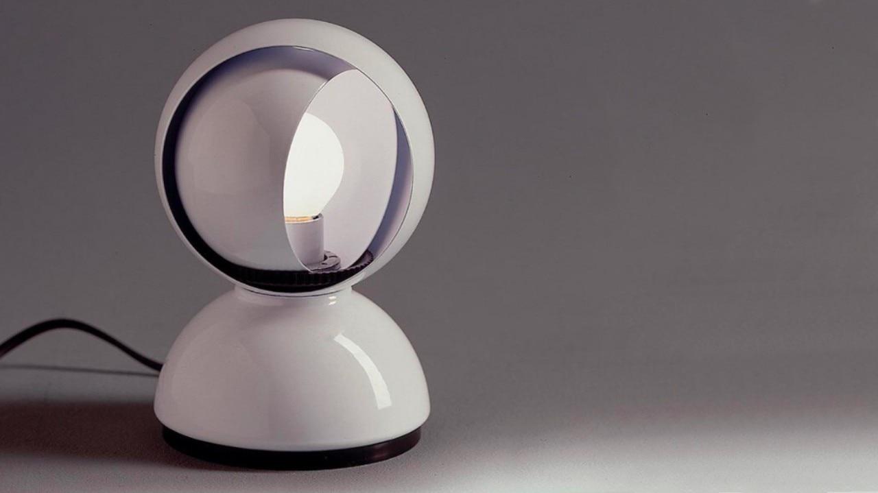 Lampadina A Incandescenza Storia lampade da tavolo design: 20 lampade da tavolo imperdibili