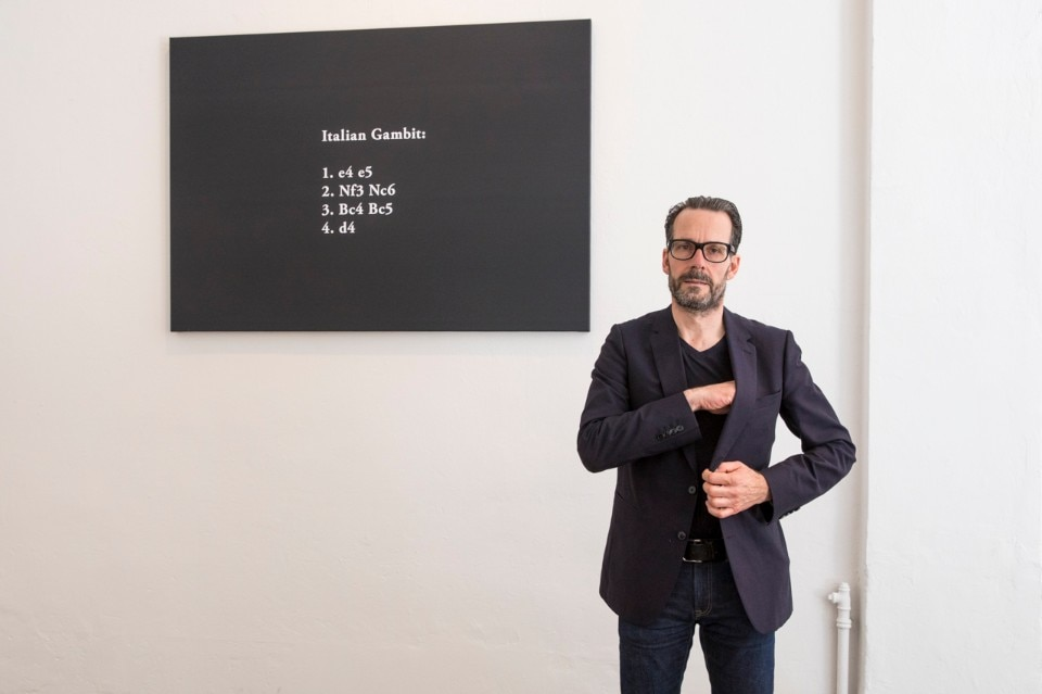 Konstantin Grcic at Magis, Salone 2018