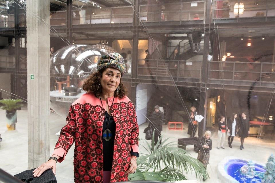 Nina Yashar, Nilufar  Interview