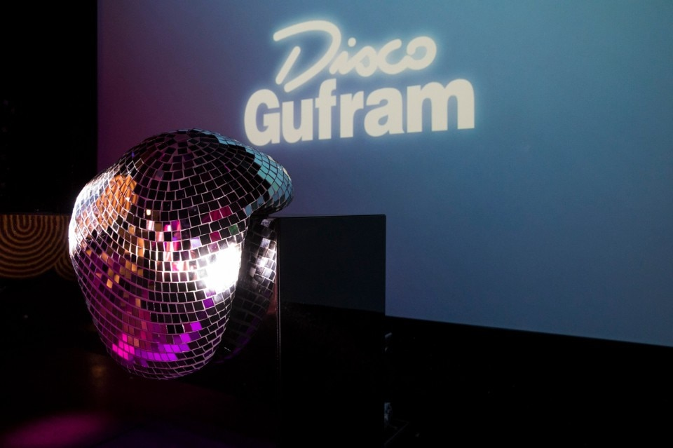 The Dutch studio ROTGANZEN with the After Party collection for Disco Gufram, Fuorisalone 2018