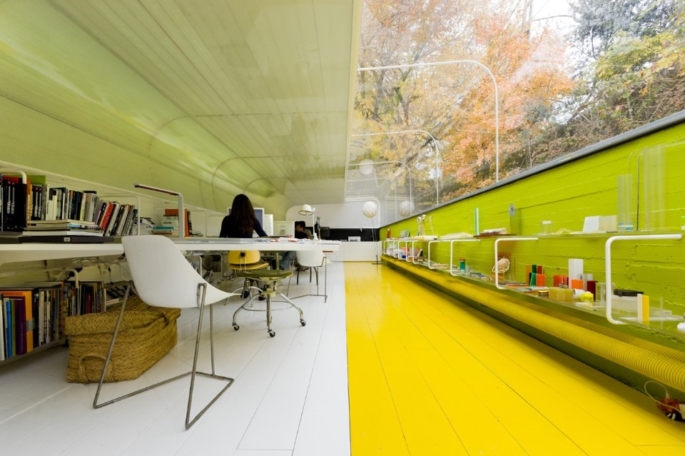 Selgascano office, Madrid. photo Iwan Baan