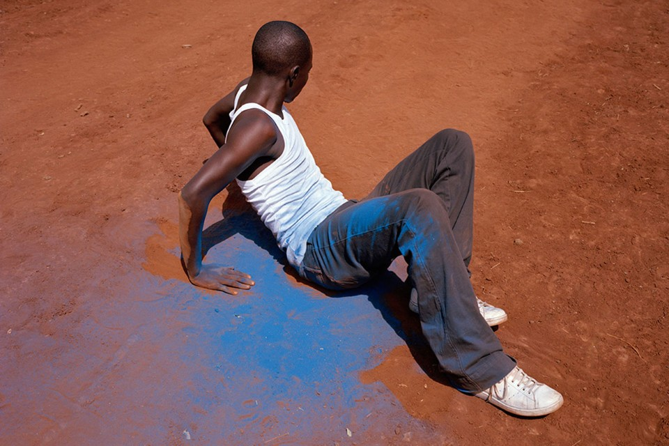 Vivien Sassen, On The Road To Machame