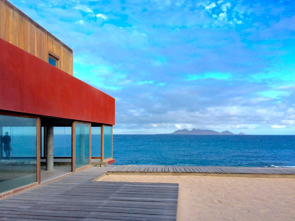 Ramos Castellano Architects, House in Cabo Verde