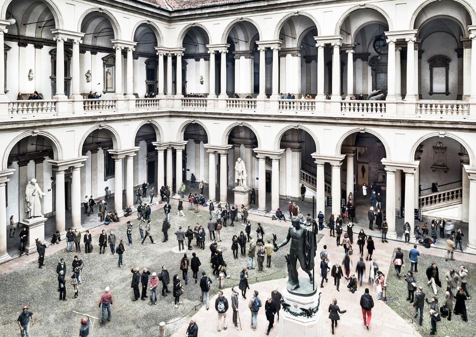 1012 domus for Accademia di brera
