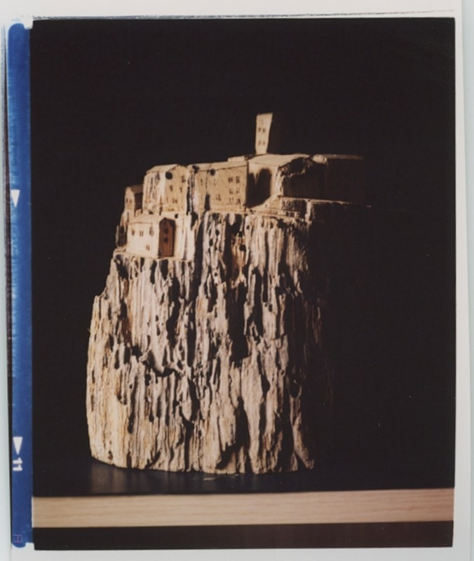 Fabio Castelli. Small tales carved in wood. Photos Bea De Giacomo