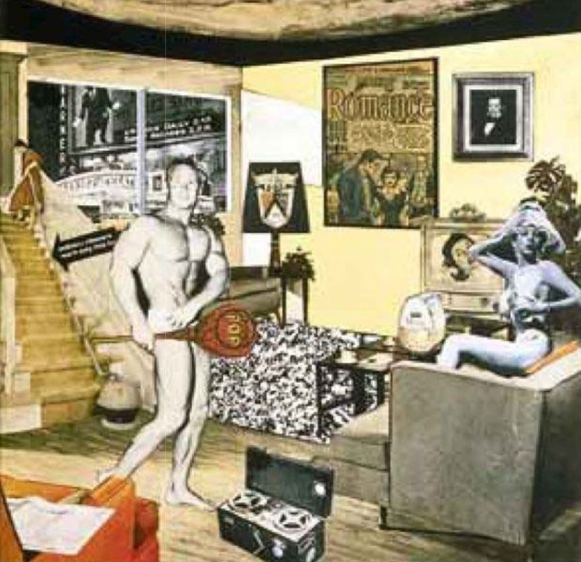 richard hamilton  - house - 1956 - Domus