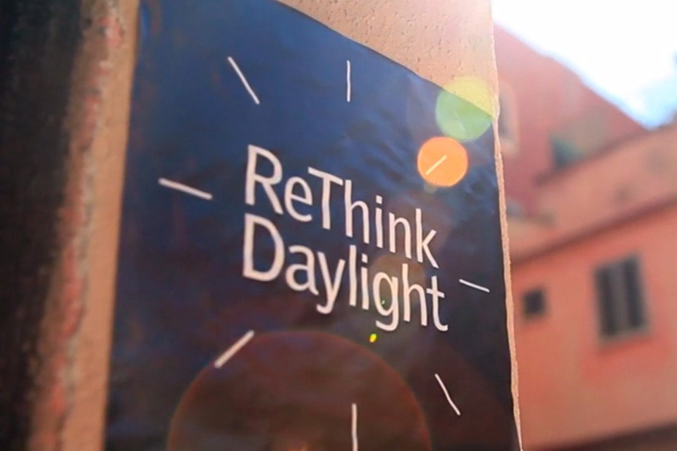 ReThink Daylight, workshop, Archiproducts, Milano, 2017