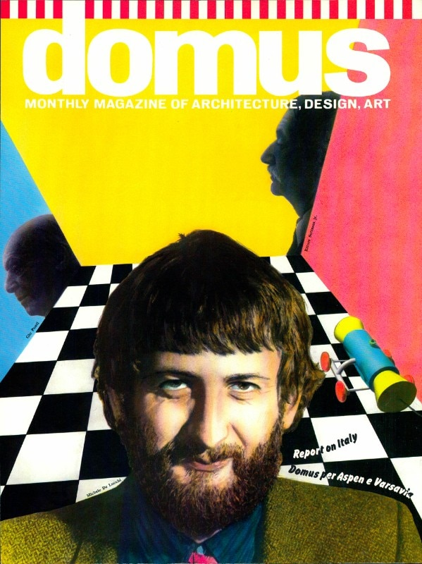 Domus cover 617, May 1981