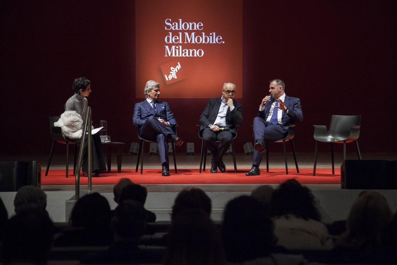 Milano il salone del mobile liquido e contagia in for Il salone milano