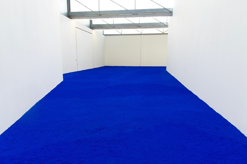 The 90 Years Of Yves Klein Celebrated With An Expanse Of