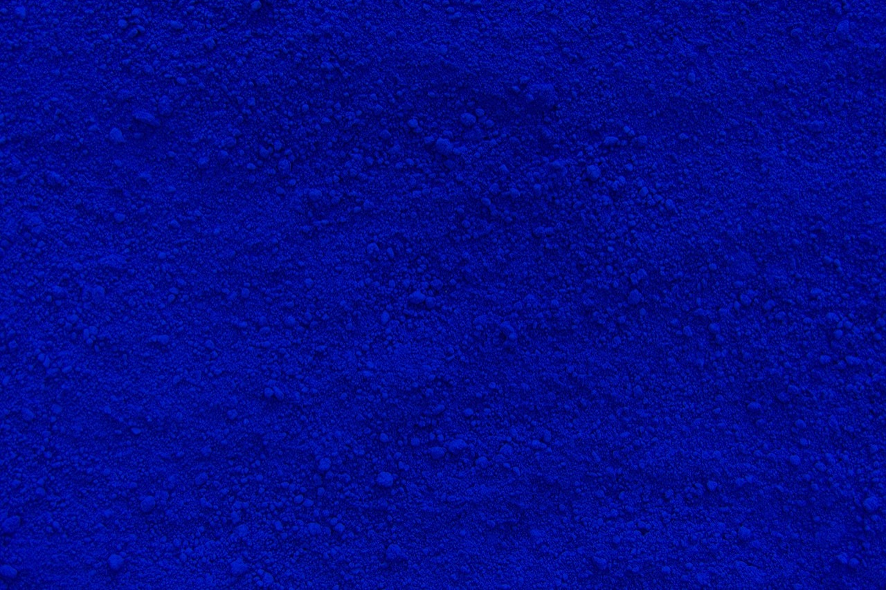 The 90 years of Yves Klein celebrated with an expanse of ...