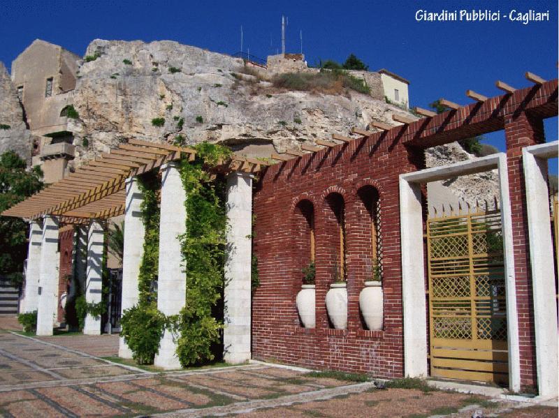 Ubaldo badas architetto for Architetto giardini roma