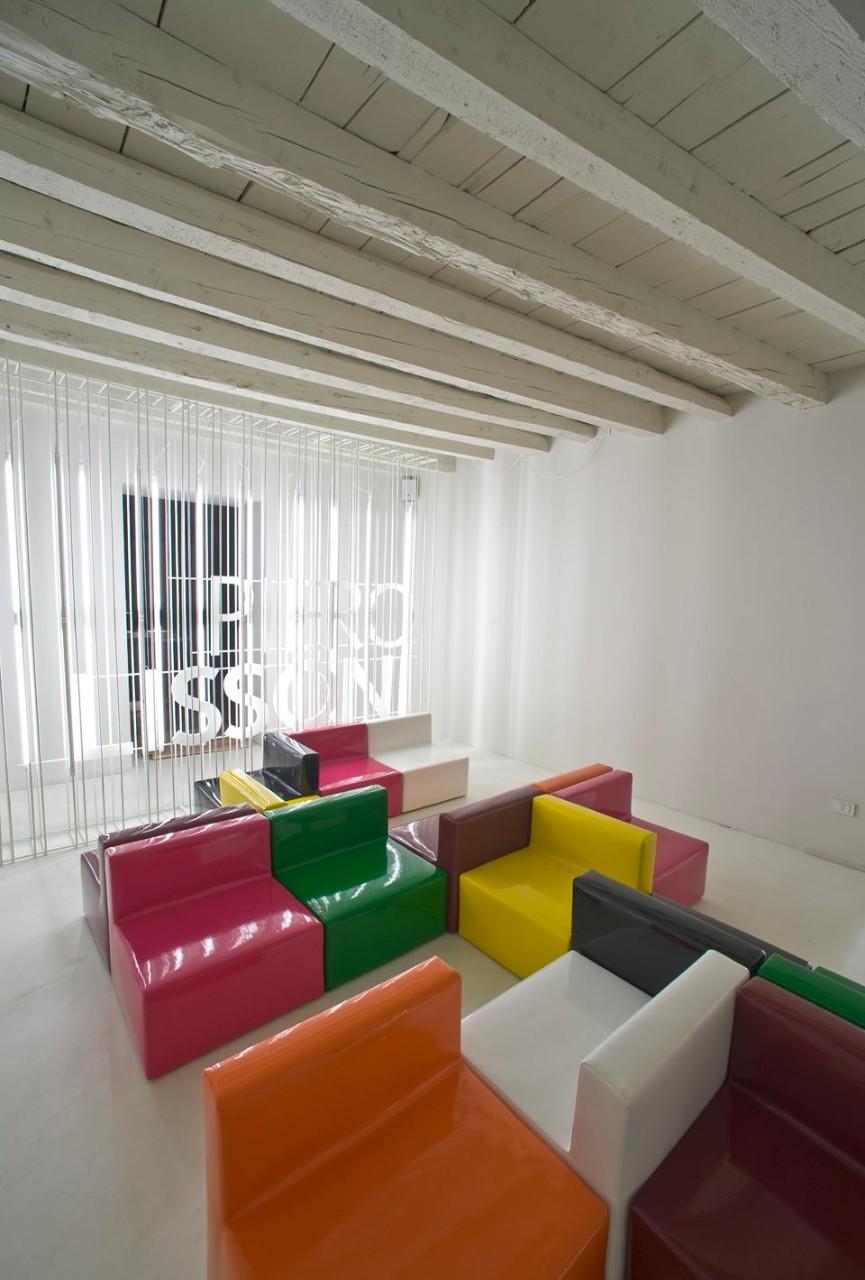 Divani Pallet Di Piero Lissoni : Lissoni vs ishigami da living divani domus