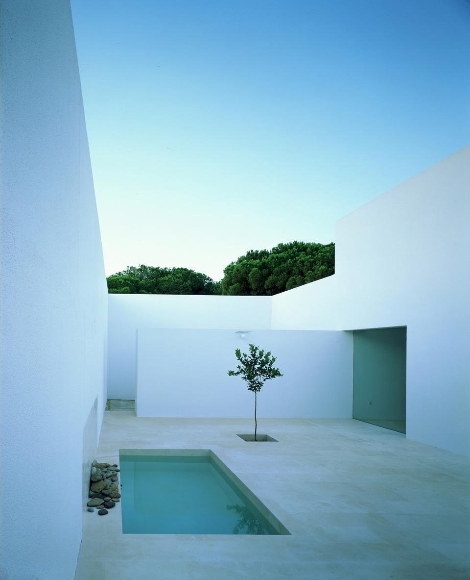 Campo baeza al maxxi for Proyectos casas minimalistas