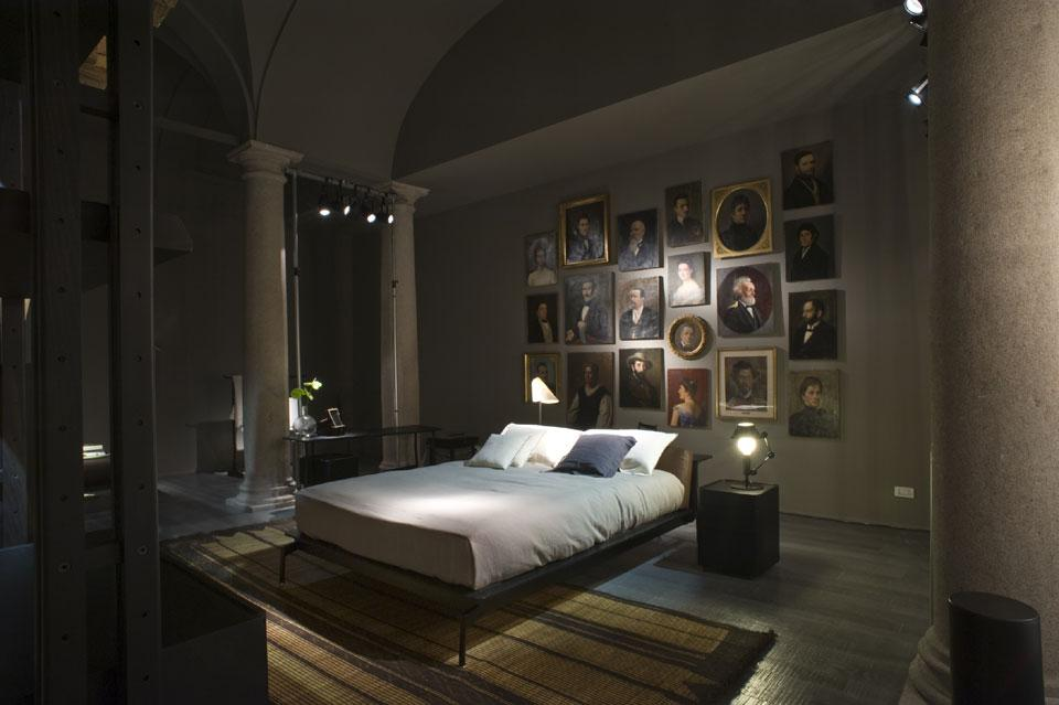 Sleeping authentic for Divano letto cassina