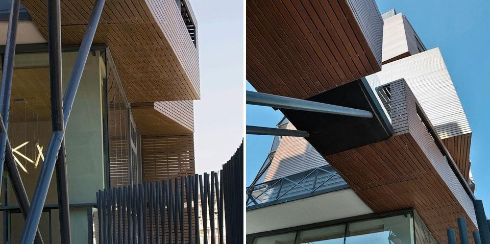 Ofis basket apartments domus for Piani di casa con suite per gli ospiti