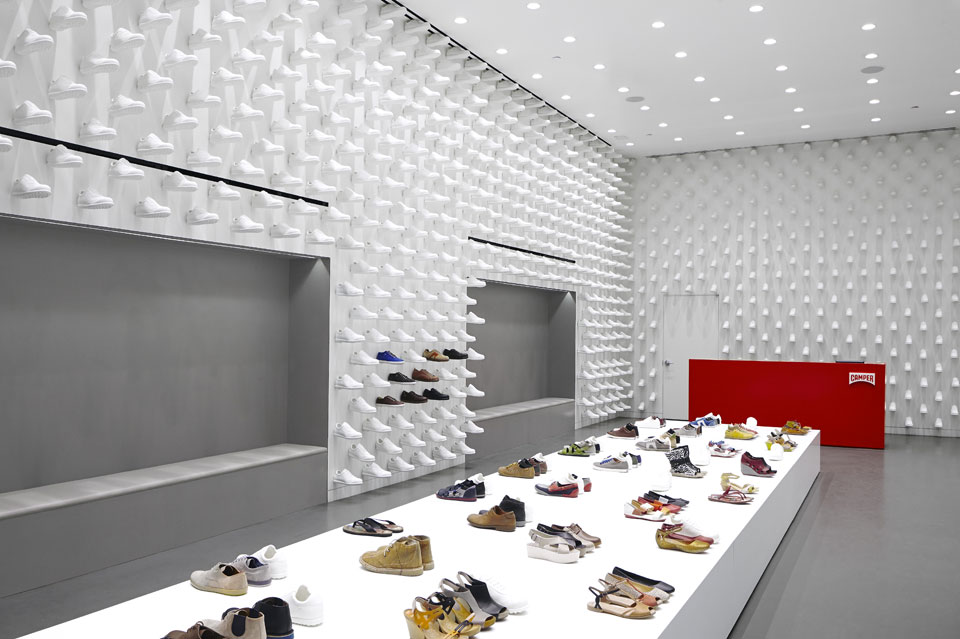 Camper Shoe Stores New York
