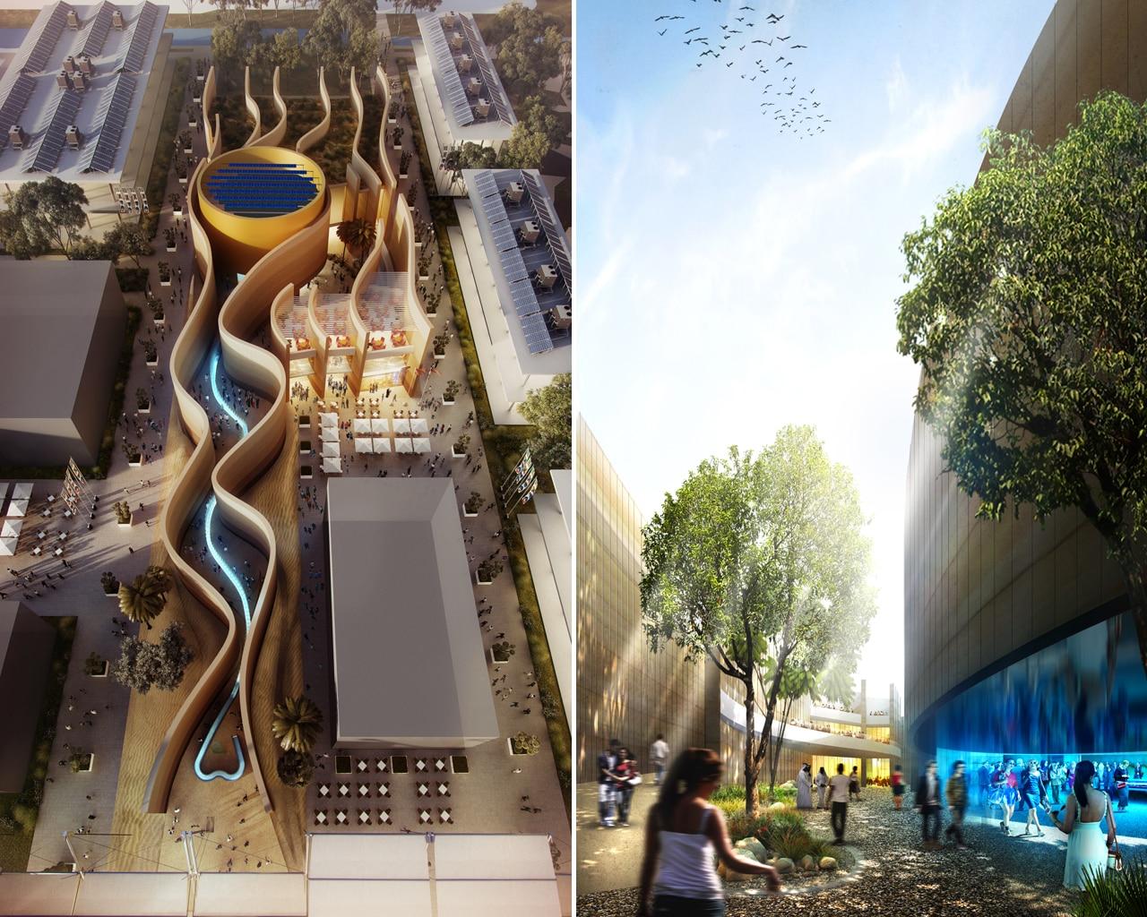 Expo Milano Stand Emirati Arabi : Expo padiglione uae