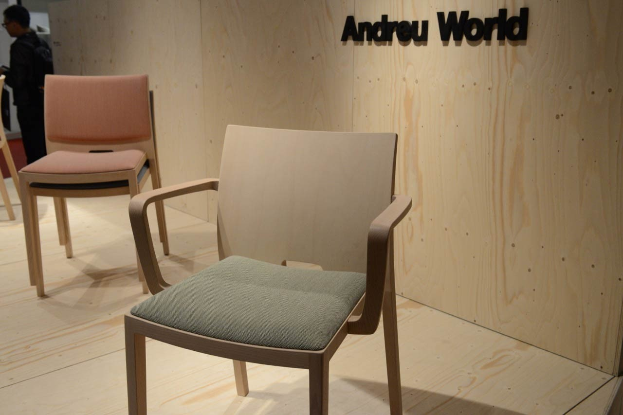 Morrison on chair 131 domus - Sostituire seduta sedia ...