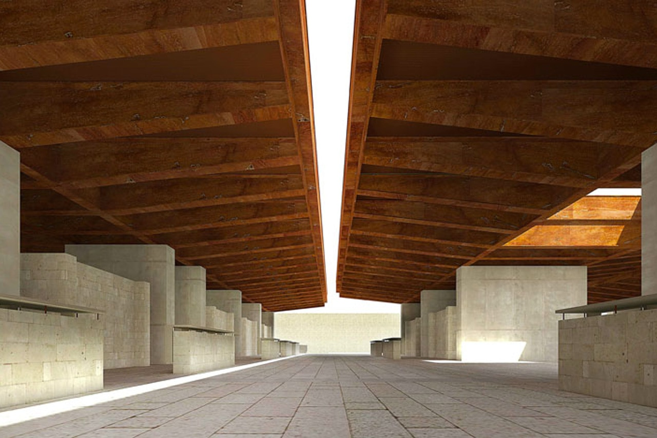 architettura e design litici