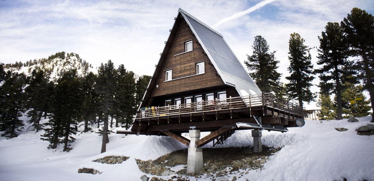 Rifugio carlo mollino domus for Casa design torino
