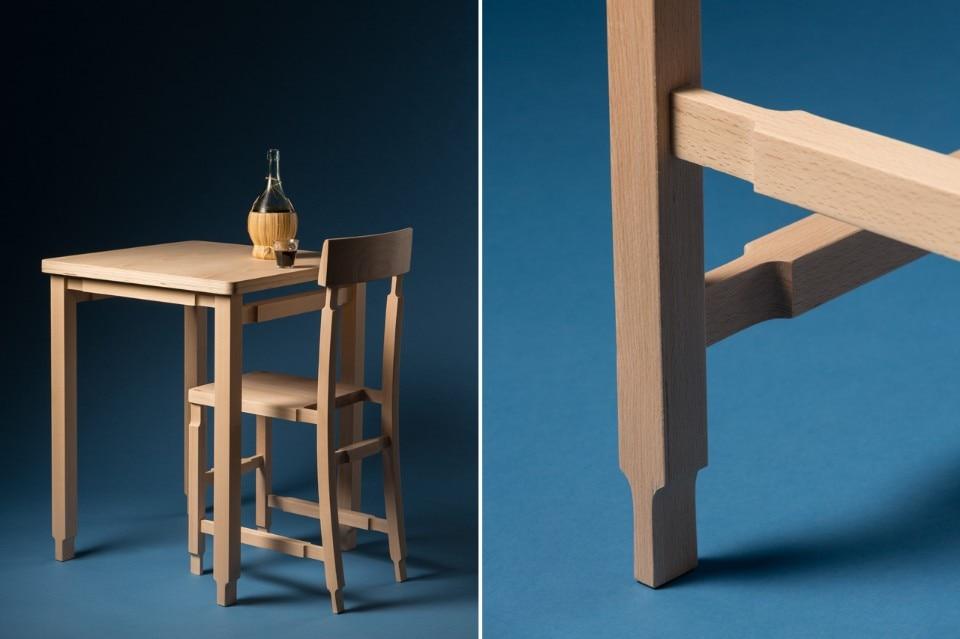 L eleganza del legno domus for Mazzocchi strutture in legno