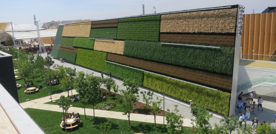 "Knafo Klimor Architects, Israel pavilion ""Fields of tomorrow"", Expo Milano 2015"