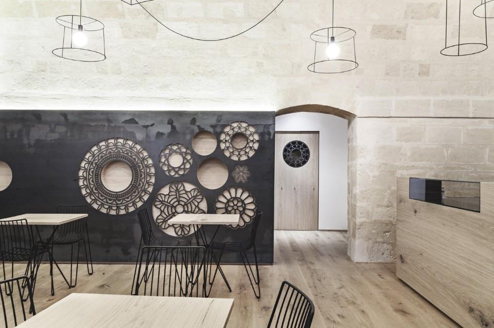Caff ridola domus for Mazzocchi strutture in legno