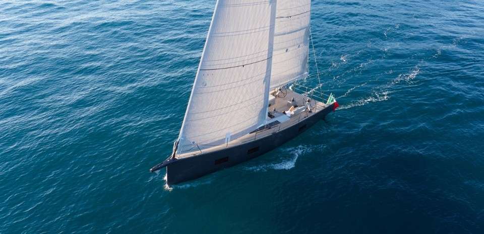 Nauta Yachts, Roberto Biscontini, Advanced 44