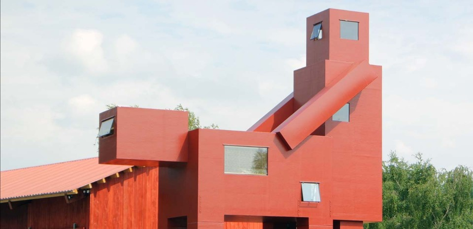 Atelier Van Lieshout, Domestikator, The Good, the Bad and the Ugly, Jahrhunderthalle, Bochum, Germany