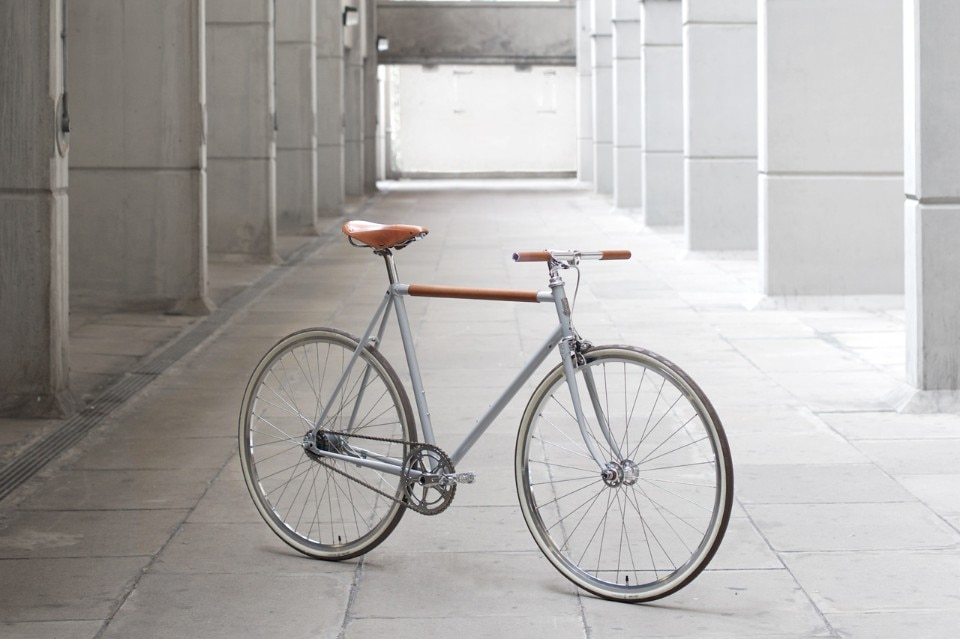 2-Speed City Bike