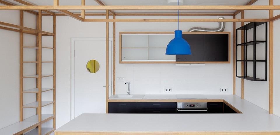 Appartamento per gli ospiti domus for Piani di una camera per gli ospiti