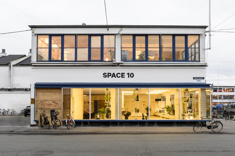 Spacon & X, Space10, Copenhagen. Photo © Alastair Philip Wiper
