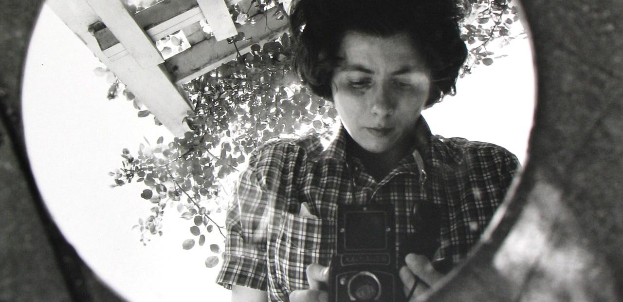 Una fotografa ritrovata