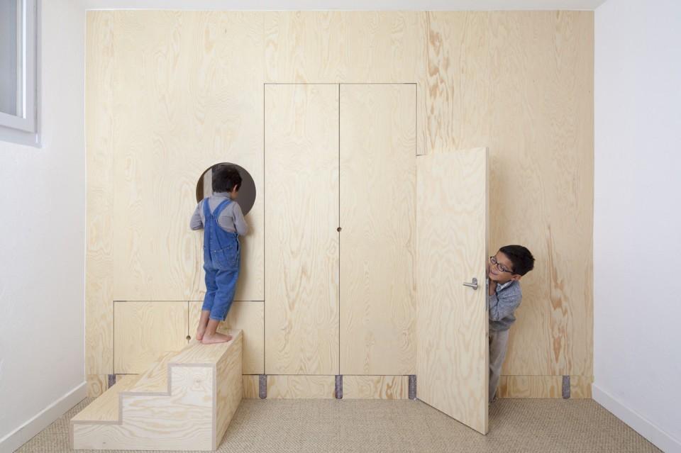 Pareti di legno abitate domus for Mazzocchi strutture in legno