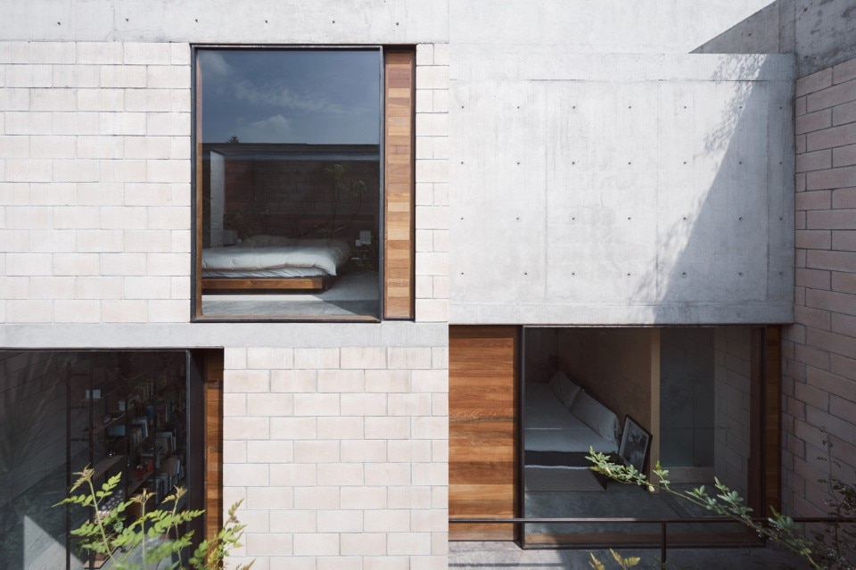 Ambrosi | Etchegaray,  Antonio Sola Town-Houses, Colonia Condesa, Mexico City