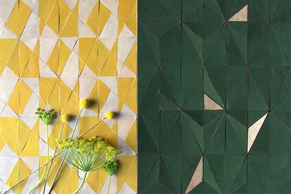 Piastrelle marocchine domus