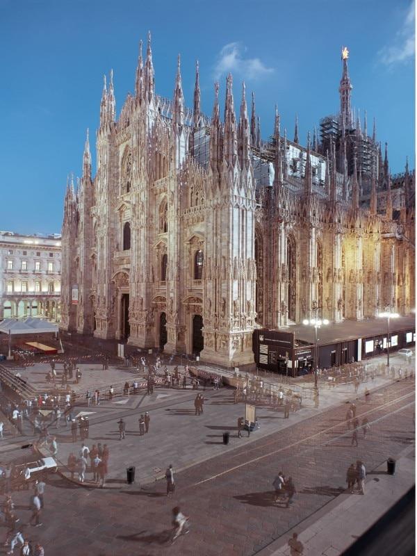 Milano centro domus for Mostra del mobile milano