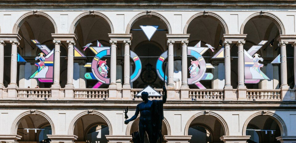 """White in the City"", Pinacoteca di Brera, Milano, 2017"