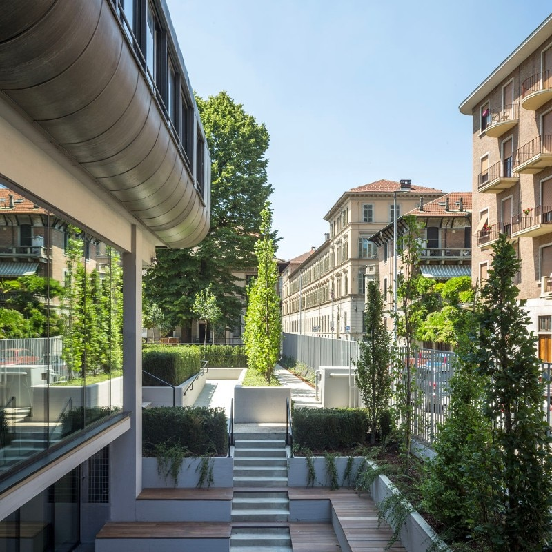 Img.8 Carlo Ratti Associati, renovation of the Agnelli Foundation, Turin, 2017