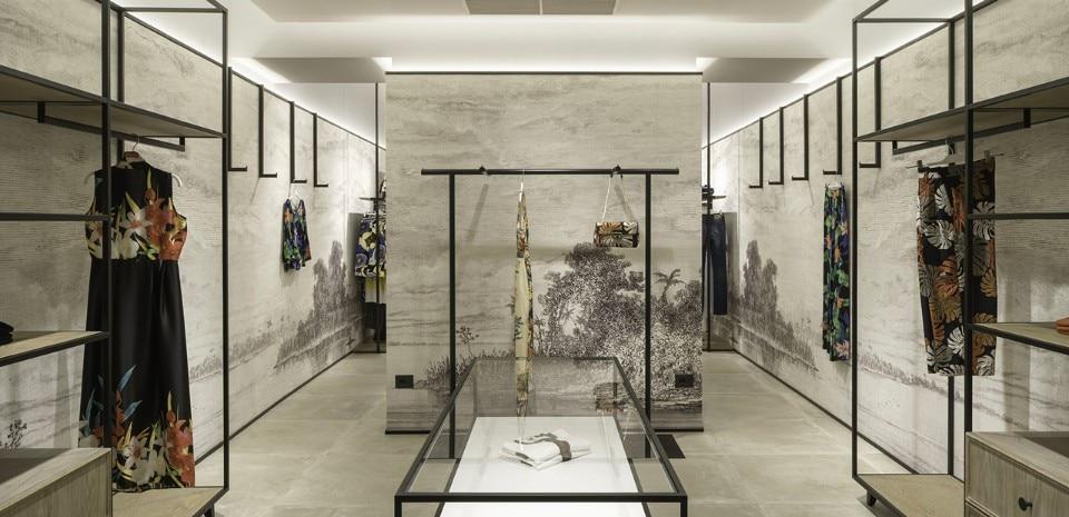 Kaos Retail Concept Domus Custom Interior Design Retail Concept