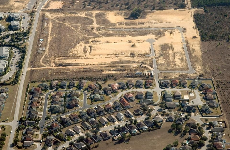 Disappearing Subdivision