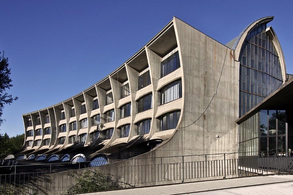 architettura brutalista domus
