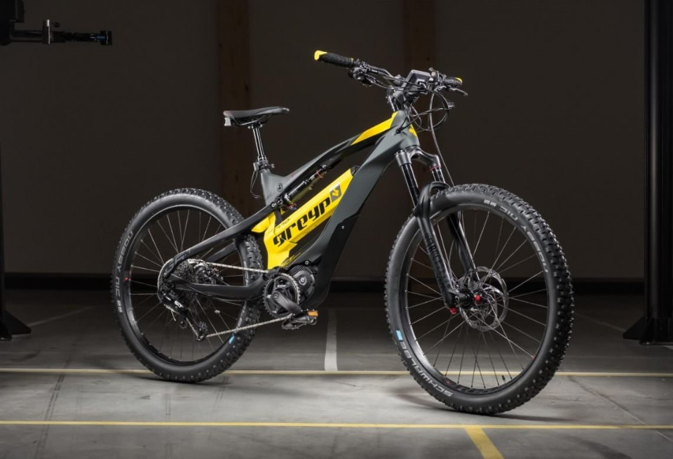 Fastest E Bike >> Greyp G6 The Extreme E Bike Powerful And Connected Domus