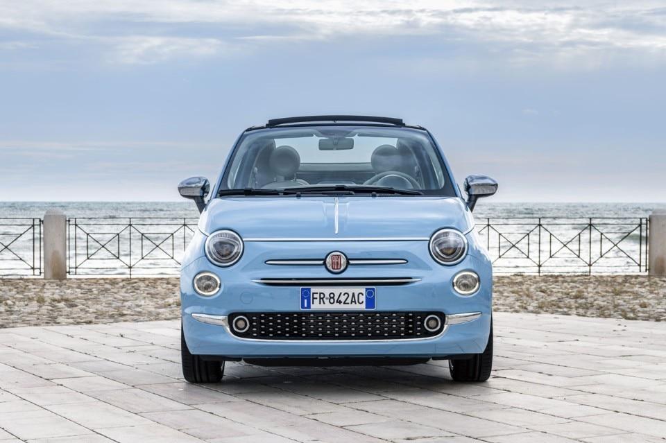 Fiat 500 Spiaggina 58 The Showcar Of Italian Dolce Vita Is Back On