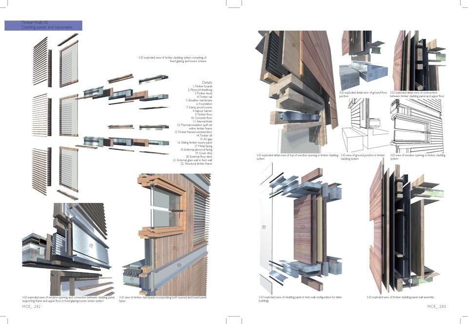 Modern construction envelopes domus for Mazzocchi strutture in legno