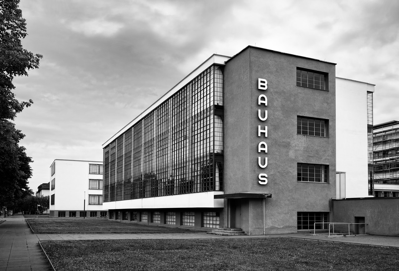 A Photographic Tribute To Bauhaus By Stefano Barattini Domus